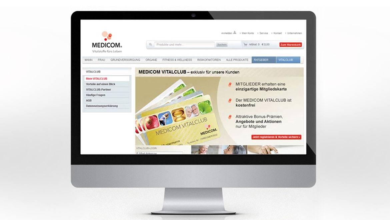 Referenzen Medicom 2