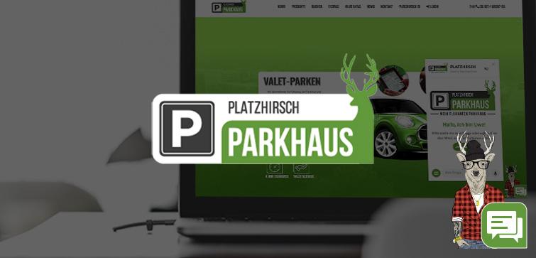 Parkhaus Platzhirsch