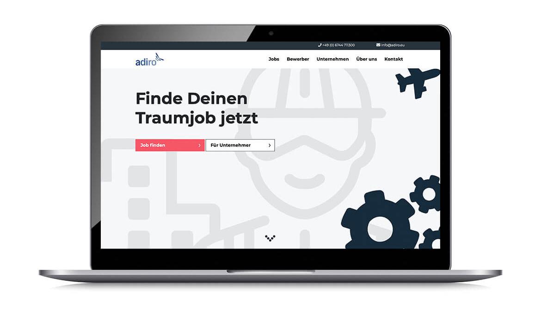Referenzen adiro GmbH