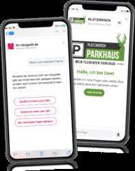 Apps Platzhirsch & Ihr-Hörgerät