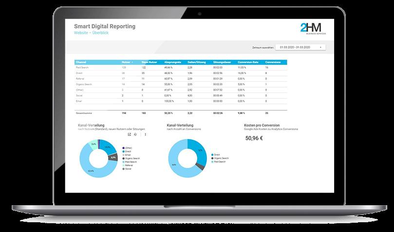 Datenmanagement - Auswertung