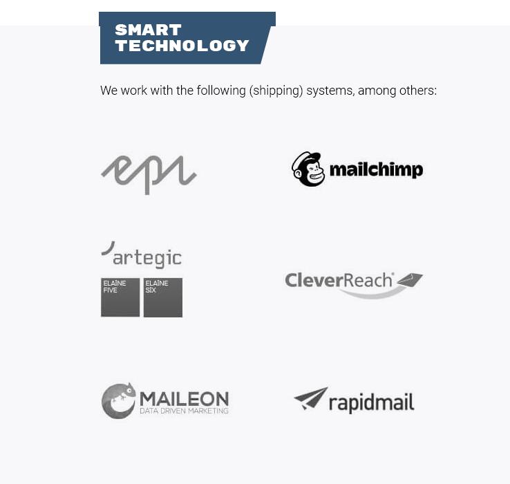 E-Mail-Marketing Systems