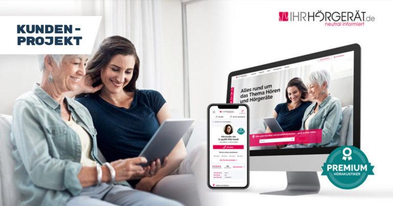 Ihr-Hörgerät.de für Premium-Mitglieder