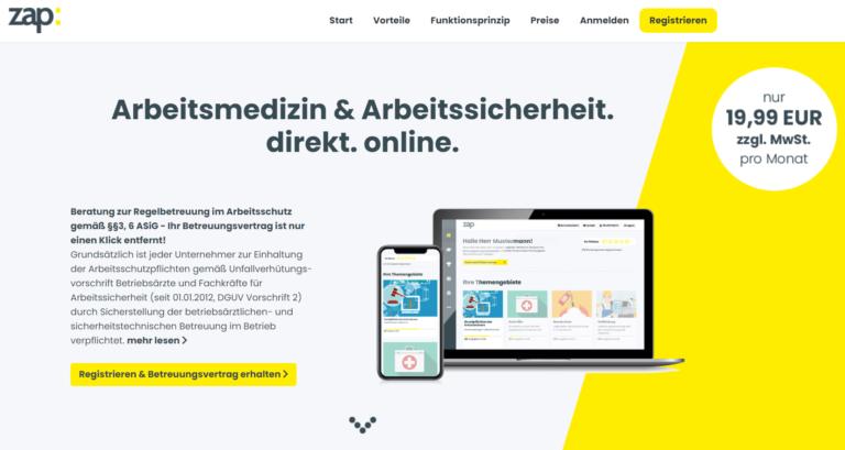 ZAP - Digitale Transformation im Mittelstand